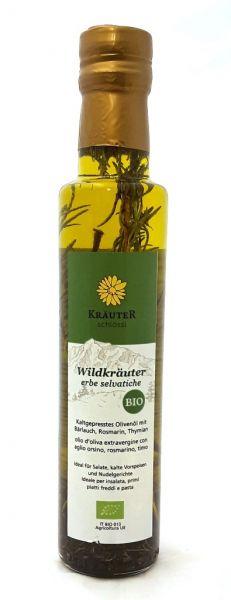 Wildkräuter Olivenöl