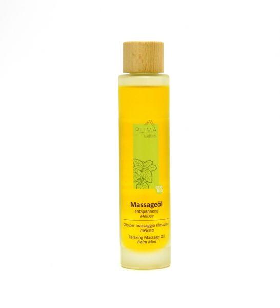 Massageöl entspannend bio