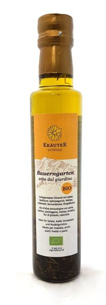 Bauerngarten Olivenöl