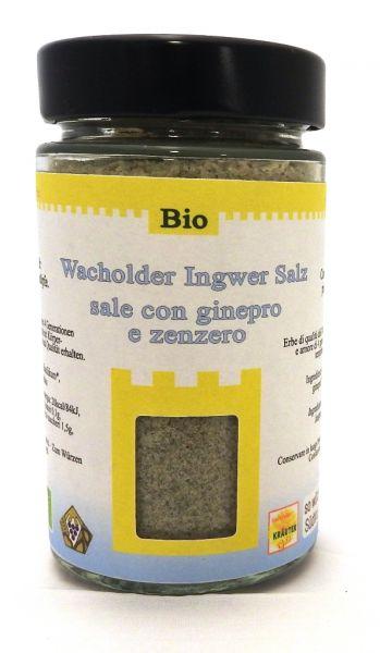 Wacholder Ingwer