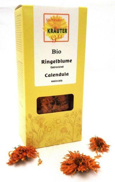 Ringelblume Blütenköpfe 15g IT Bio 013