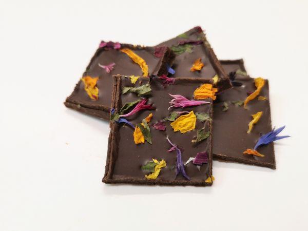 Minzeschokolade
